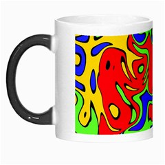Abstract Morph Mug