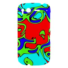 Abstract HTC Desire S Hardshell Case