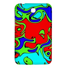 Abstract Samsung Galaxy Tab 3 (7 ) P3200 Hardshell Case