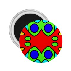 Abstract 2.25  Button Magnet