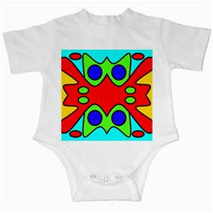 Abstract Infant Bodysuit