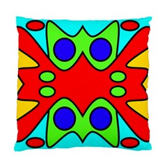Abstract Cushion Case (Two Sided)