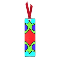 Abstract Small Bookmark