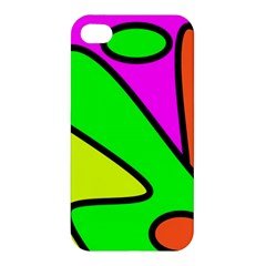 Abstract Apple iPhone 4/4S Hardshell Case