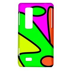 Abstract LG Optimus 3D P920 / Thrill 4G P925 Hardshell Case