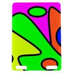 Abstract Kindle Touch 3G Hardshell Case