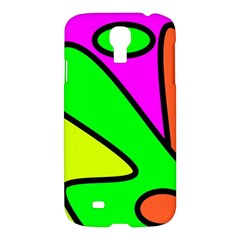 Abstract Samsung Galaxy S4 I9500/I9505 Hardshell Case