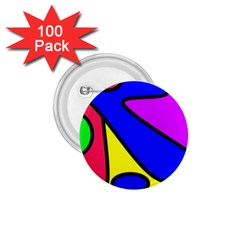 Abstract 1.75  Button (100 pack)