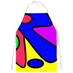 Abstract Apron