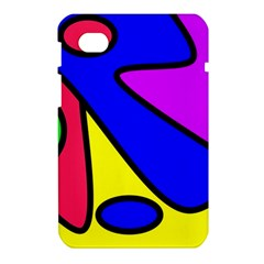 Abstract Samsung Galaxy Tab 7  P1000 Hardshell Case