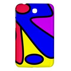 Abstract Samsung Galaxy Tab 3 (7 ) P3200 Hardshell Case