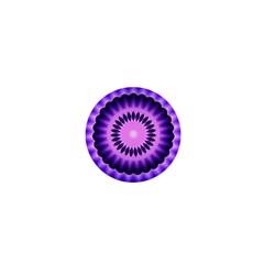 Mandala 1  Mini Button