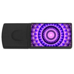 Mandala 4GB USB Flash Drive (Rectangle)
