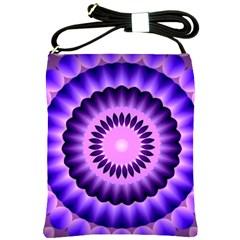 Mandala Shoulder Sling Bag