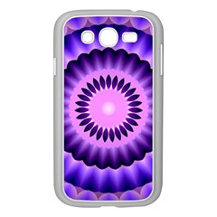 Mandala Samsung Galaxy Grand DUOS I9082 Case (White)
