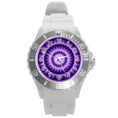 Mandala Plastic Sport Watch (Large)