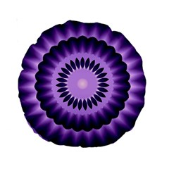 Mandala 15  Premium Round Cushion