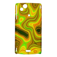 Abstract Sony Xperia Arc Hardshell Case