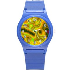 Abstract Plastic Sport Watch (Small)