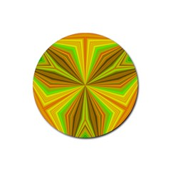 Abstract Drink Coaster (Round)