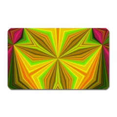 Abstract Magnet (Rectangular)