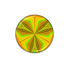 Abstract Golf Ball Marker 4 Pack (for Hat Clip)
