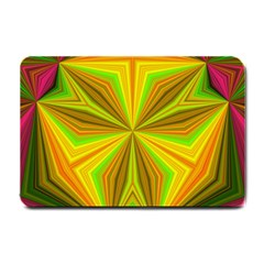 Abstract Small Door Mat