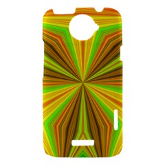 Abstract HTC One X Hardshell Case