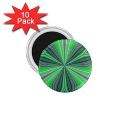 Abstract 1.75  Button Magnet (10 pack)