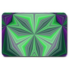 Abstract Large Door Mat