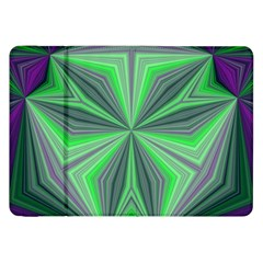 Abstract Samsung Galaxy Tab 8.9  P7300 Flip Case