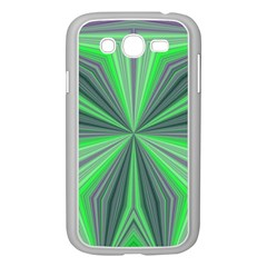 Abstract Samsung Galaxy Grand DUOS I9082 Case (White)