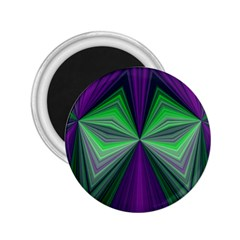 Abstract 2 25  Button Magnet