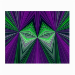Abstract Glasses Cloth (Small, Two Sided)