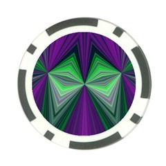 Abstract Poker Chip (10 Pack)