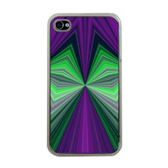 Abstract Apple Iphone 4 Case (clear)