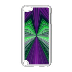 Abstract Apple iPod Touch 5 Case (White)