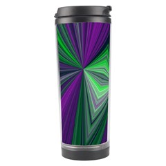 Abstract Travel Tumbler