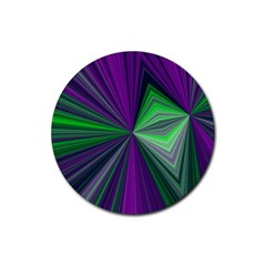 Abstract Drink Coasters 4 Pack (Round)