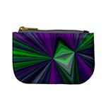 Abstract Coin Change Purse Front