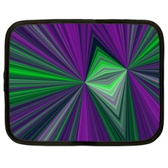 Abstract Netbook Sleeve (XXL)