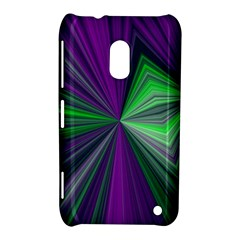 Abstract Nokia Lumia 620 Hardshell Case