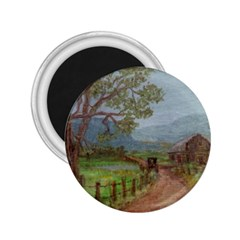 Amish Buggy Going Home  by Ave Hurley of ArtRevu ~ 2.25  Magnet