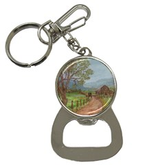 Amish Buggy Going Home  by Ave Hurley of ArtRevu ~ Bottle Opener Key Chain