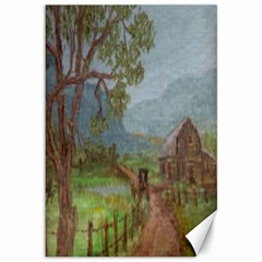 Amish Buggy Going Home  by Ave Hurley of ArtRevu ~ Canvas 12  x 18