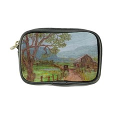 amish Buggy Going Home  By Ave Hurley Of Artrevu   Coin Purse