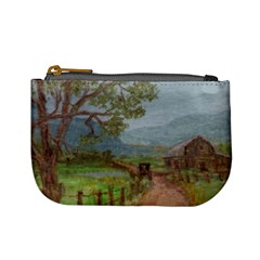 Amish Buggy Going Home  by Ave Hurley of ArtRevu ~ Mini Coin Purse