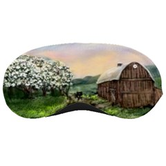 Amish Apple Blossoms  by Ave Hurley of ArtRevu ~ Sleeping Mask