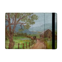 Amish Buggy Going Home  by Ave Hurley of ArtRevu ~ Apple iPad Mini Flip Case