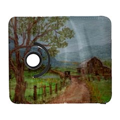 Amish Buggy Going Home  by Ave Hurley of ArtRevu ~ Samsung Galaxy S  III Flip 360 Case